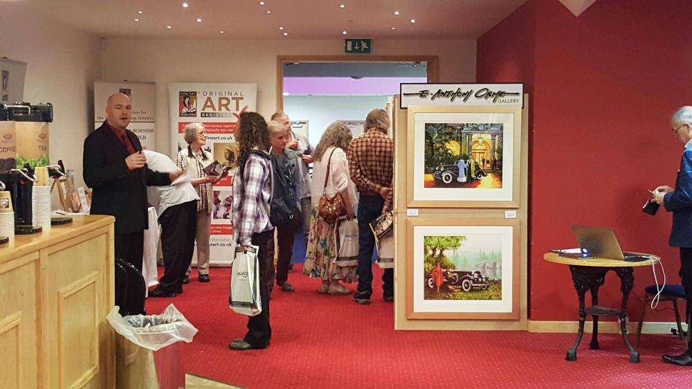 2017 Art & Framing Roadshow - Kettering